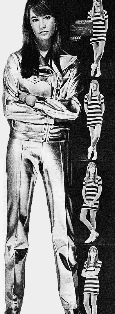 Juin 1967 - Article sur les Vénusiennes (Télé 7 jours) Vynu210