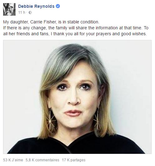 Hommages à Carrie Fisher 1956 - 2016 Captur11