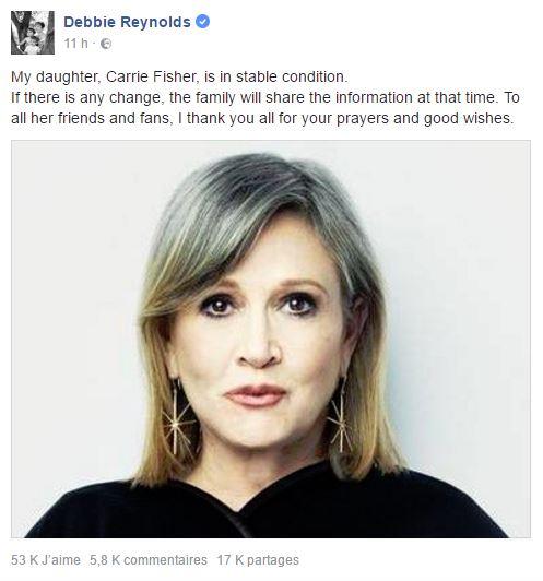 Hommages à Carrie Fisher 1956 - 2016 Captur11