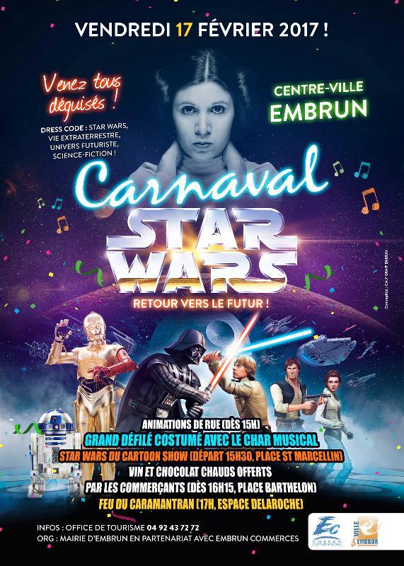 CARNAVAL STAR WARS...retour vers le futur! 17 Février 2017 Carnav10