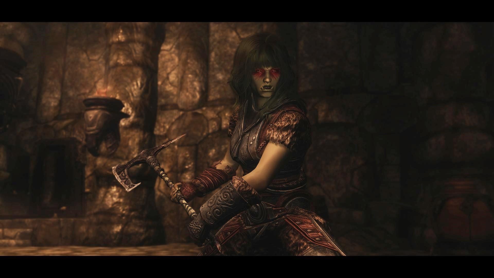 The Elder Scrolls V : Skyrim Tesv_210
