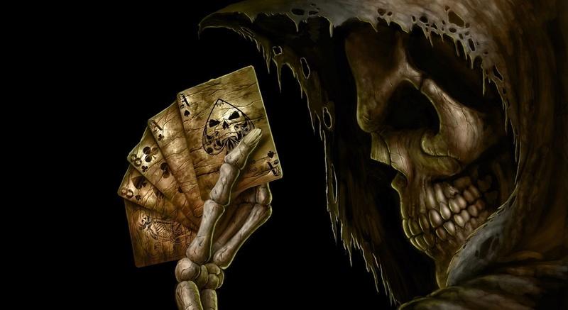 Votre fond d'écran du moment - Page 10 Skull_10