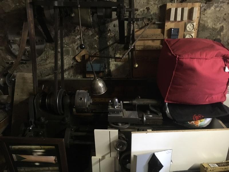 [Garage] Nop & Leriols : Le Grand Garage dans la prairie. Img_2710