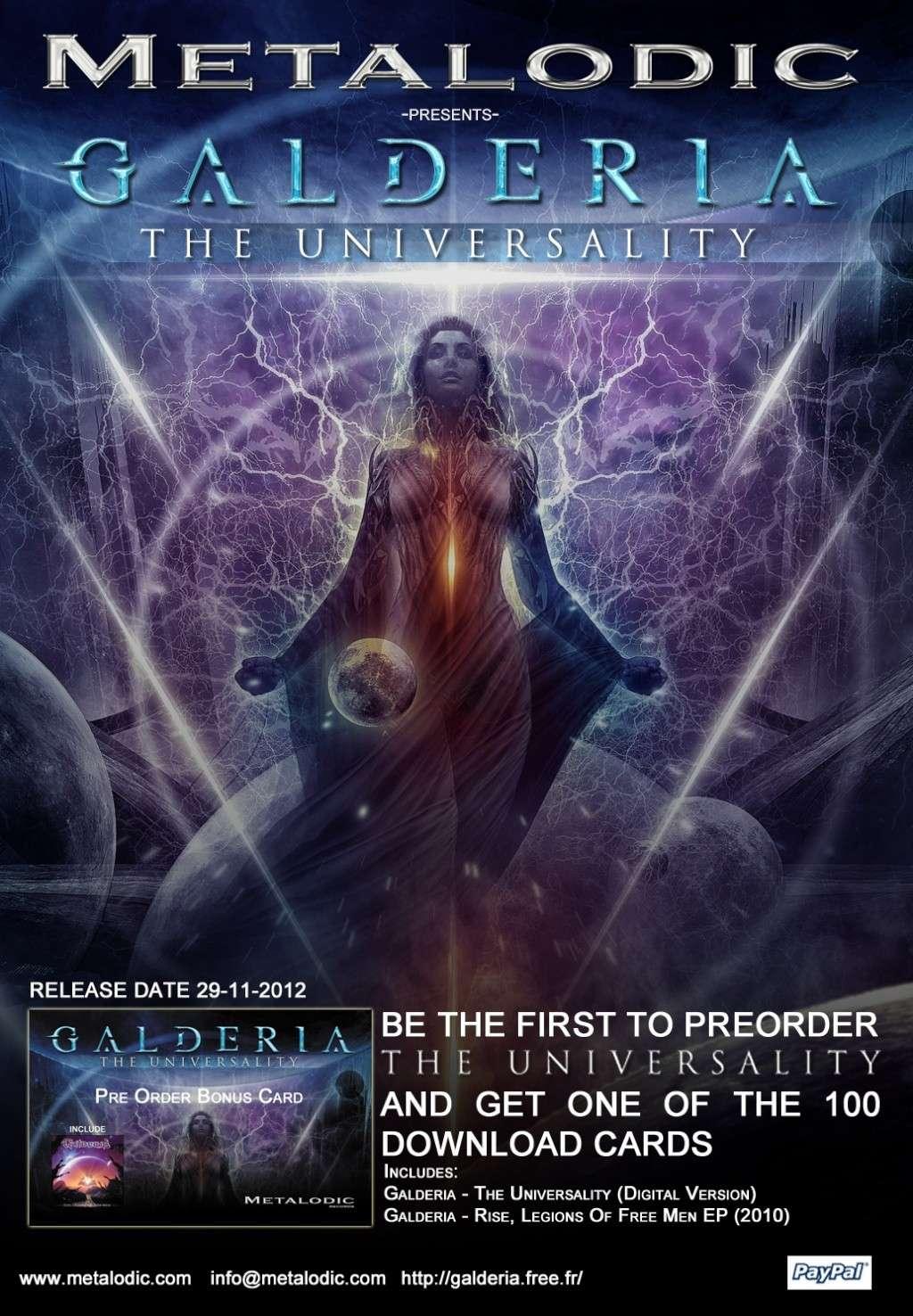 GALDERIA Preord11