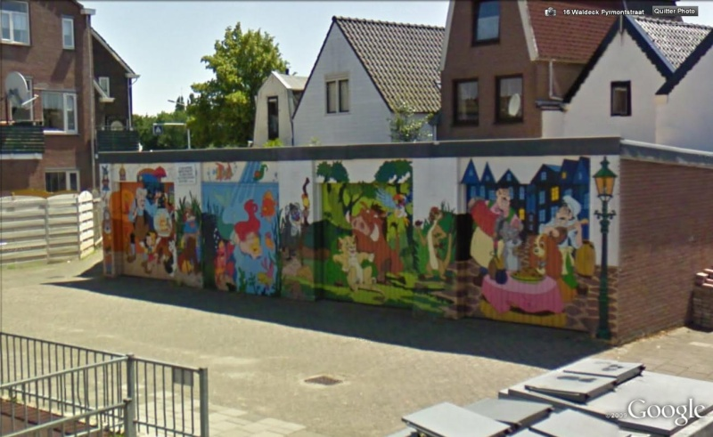 STREET VIEW : les fresques murales - MONDE (hors France) - Page 4 7210