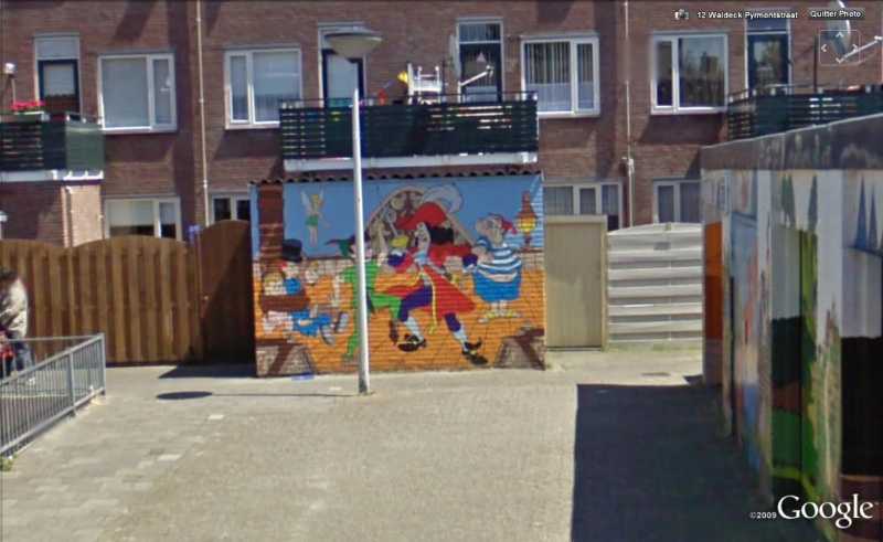 STREET VIEW : les fresques murales - MONDE (hors France) - Page 4 Croche10