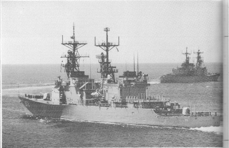 [Les ports militaires de métropole] Port de Brest - Page 39 Spruan10