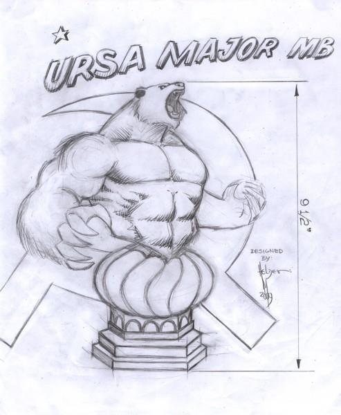 Ursus major  Image153