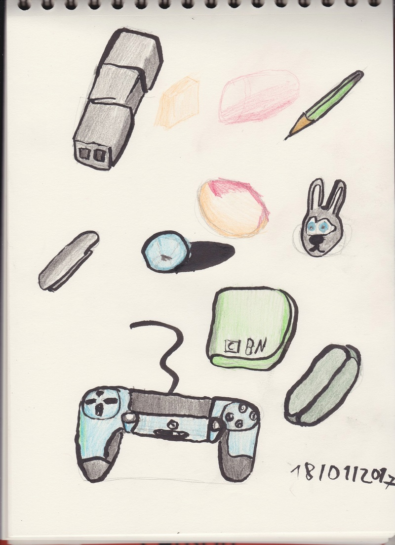 Voila mes dessin finir (Math) 18_01_10