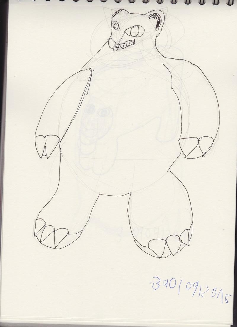 [inspi] Timeline - vos vieux dessins - Page 3 Creatu10