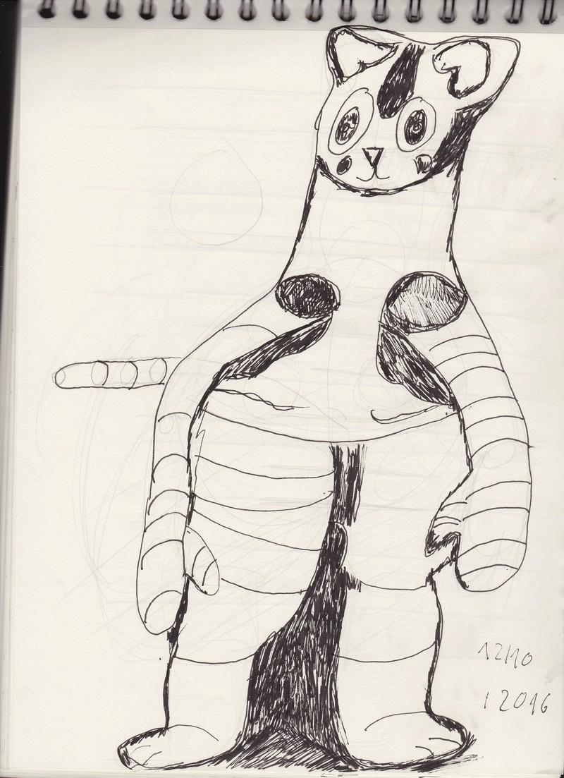 [inspi] Timeline - vos vieux dessins - Page 3 Dessin10