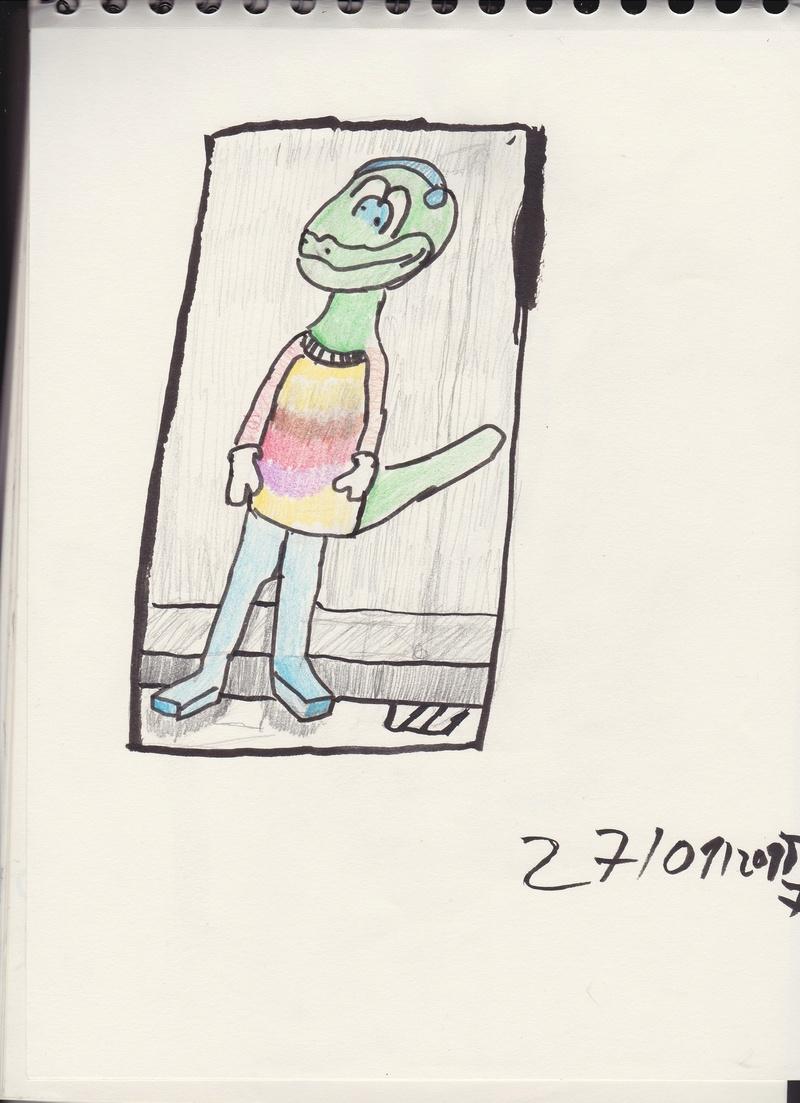 Voila mes dessin finir (Math) Femme_10
