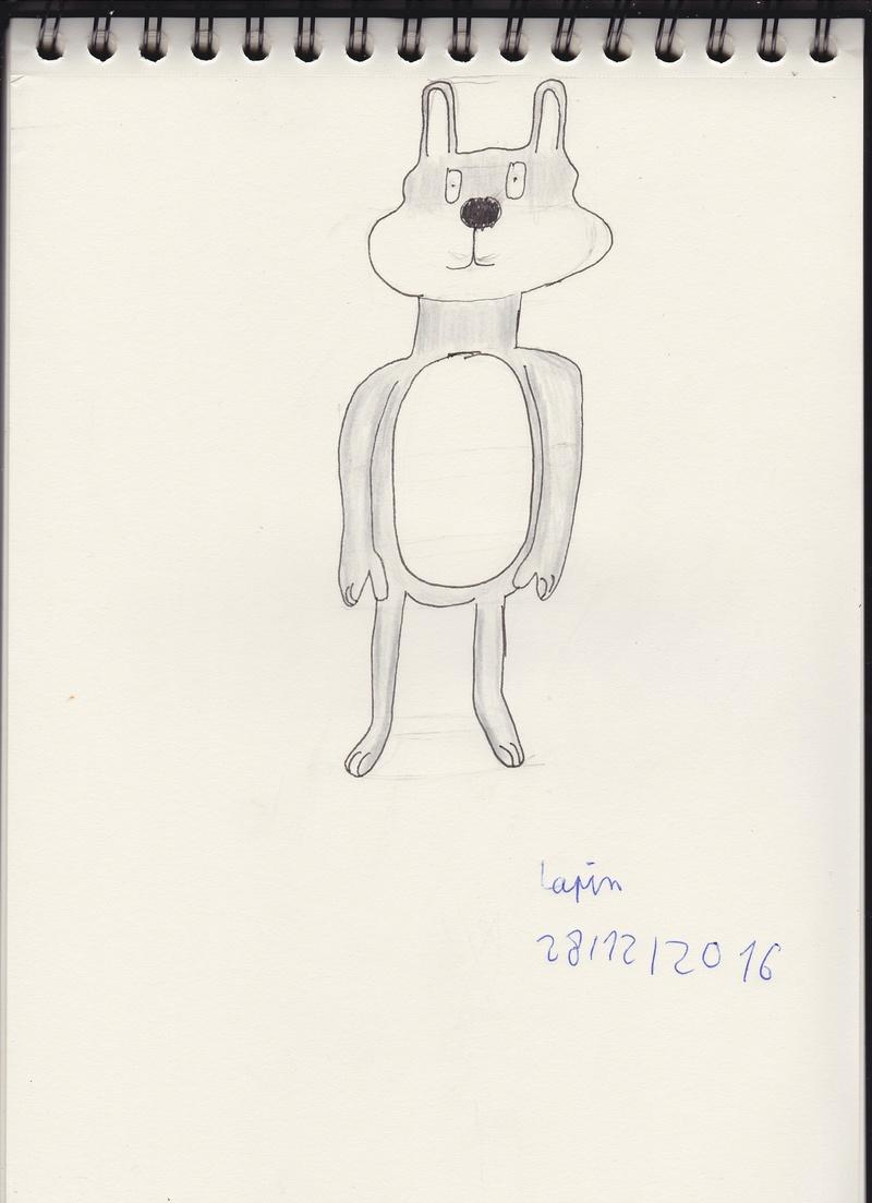 Voila mes dessin finir (Math) Lapin10