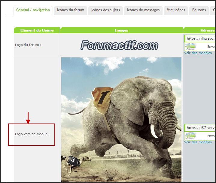 Les petites annonces et la bannière mobile arrivent sur la version mobile moderne des forums Forumactif 10-11-10