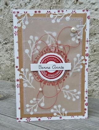 LE CALENDRIER DE L' AVENT  Carte410