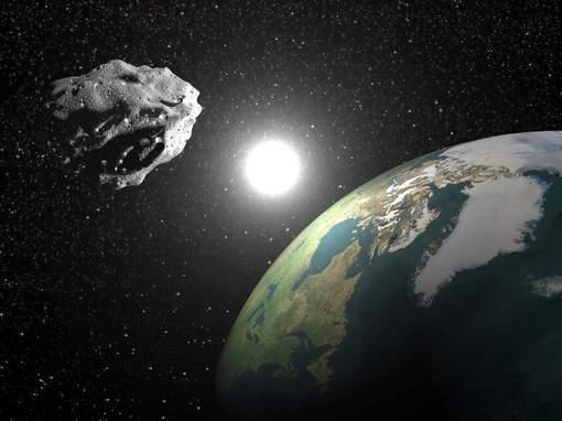 """Un astéroïde équivalent à 30 bombes nucléaires a """"frôlé"""" la Terre Ob_69110"""