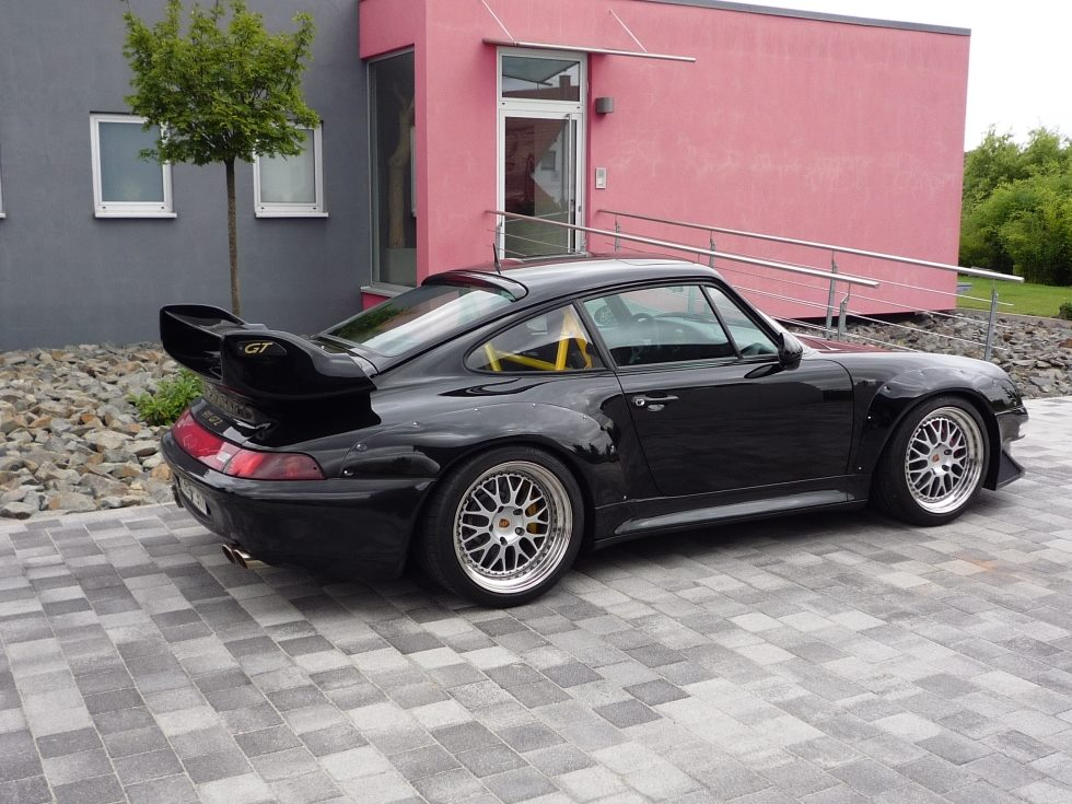 tuning Porsche 13662110