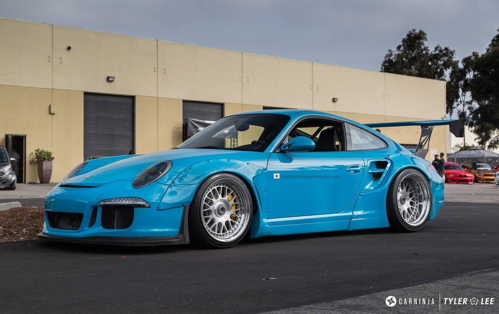 tuning Porsche 14712711