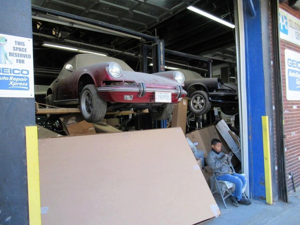 Photos de Porsche à restaurer - Page 37 15129510