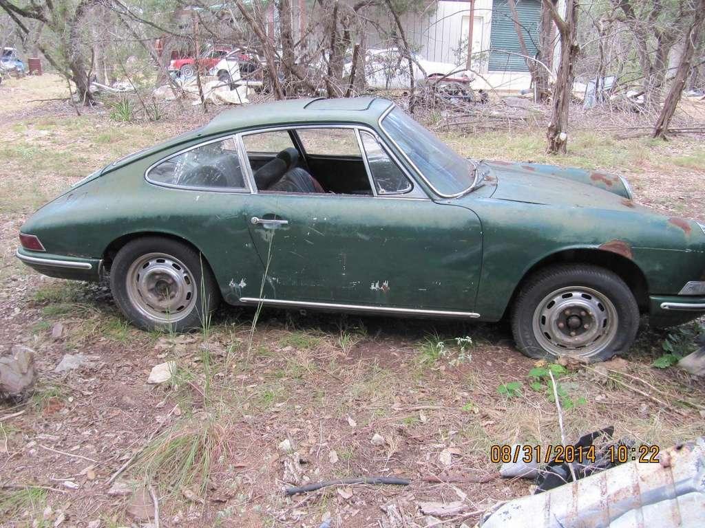 Photos de Porsche à restaurer - Page 37 15129612