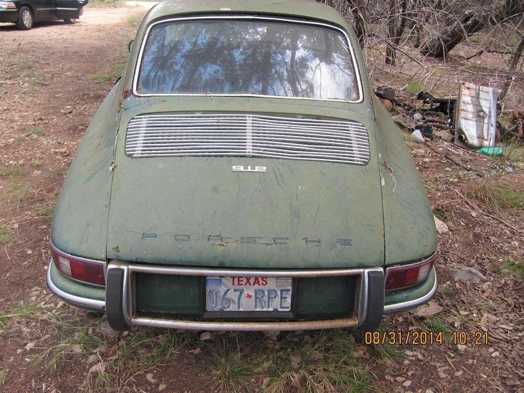 Photos de Porsche à restaurer - Page 37 15195912