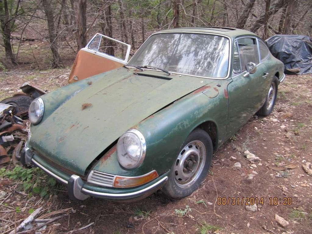 Photos de Porsche à restaurer - Page 37 15259710