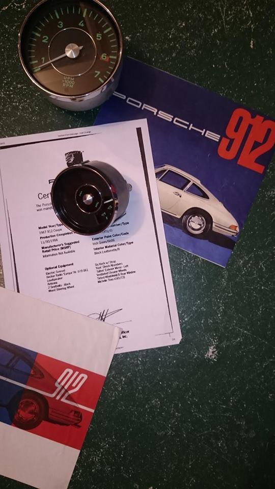 Photos de Porsche à restaurer - Page 37 15284910