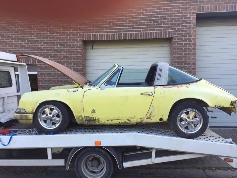 Photos de Porsche à restaurer - Page 37 15391110