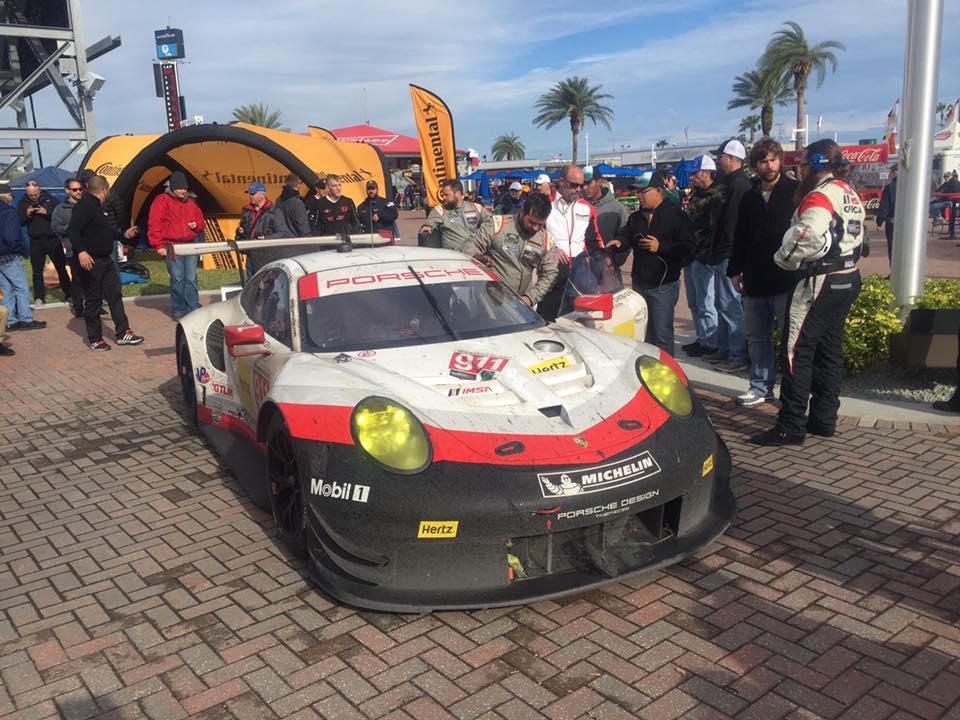 24 Hours of Daytona 2017   Porsche 911 RSR On Board 16266115