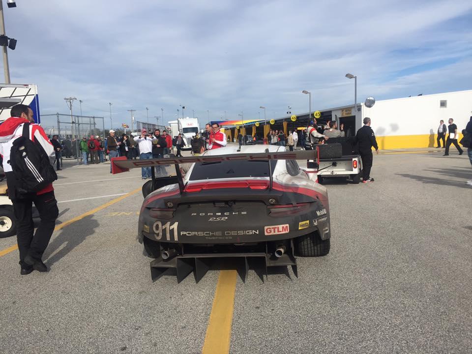 24 Hours of Daytona 2017   Porsche 911 RSR On Board 16388112