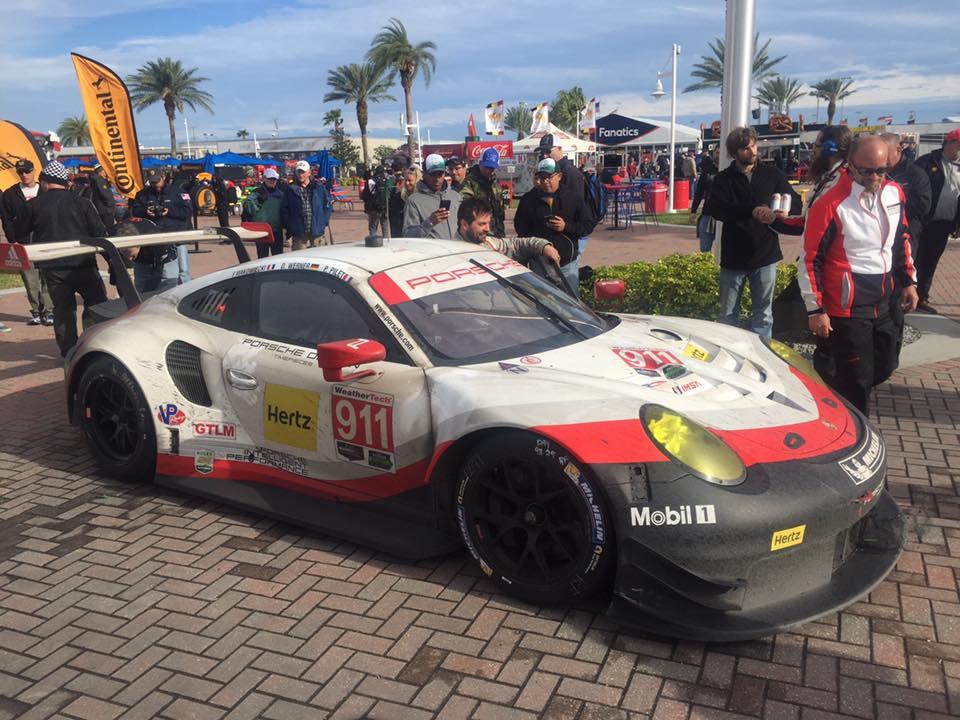 24 Hours of Daytona 2017   Porsche 911 RSR On Board 16427511