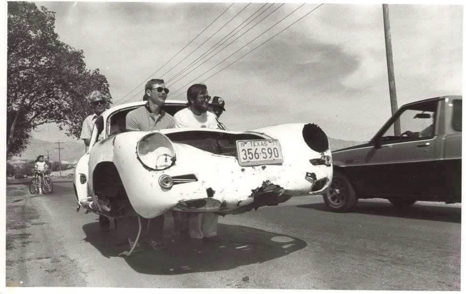 Photos de Porsche à restaurer - Page 38 16640610