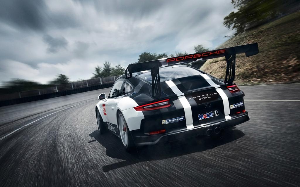 2017 Porsche 911 GT3 Cup 2017-p11