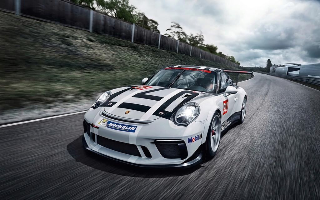 2017 Porsche 911 GT3 Cup 2017-p12
