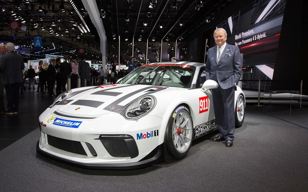 2017 Porsche 911 GT3 Cup 2017-p13