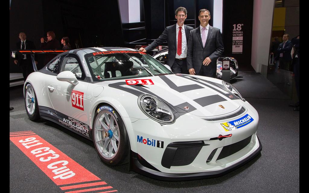 2017 Porsche 911 GT3 Cup 2017-p14