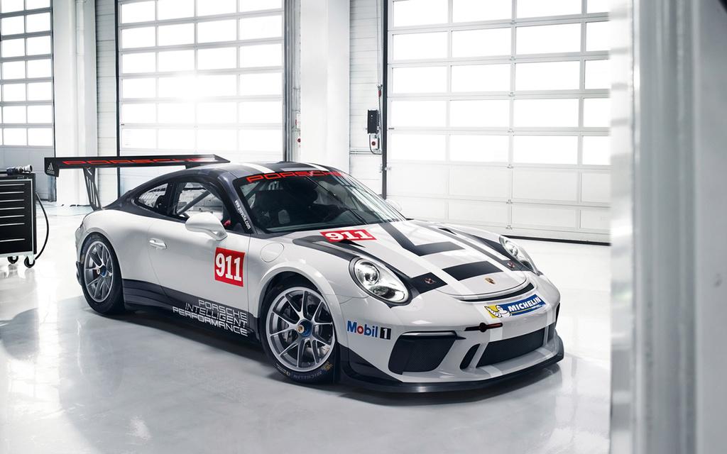 2017 Porsche 911 GT3 Cup 2017-p16