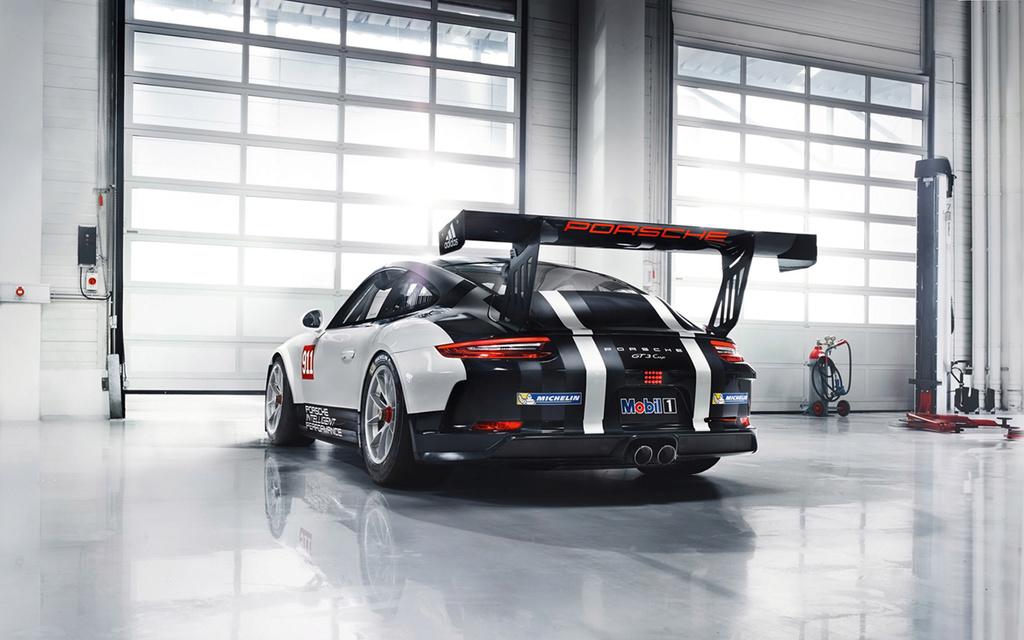 2017 Porsche 911 GT3 Cup 2017-p17