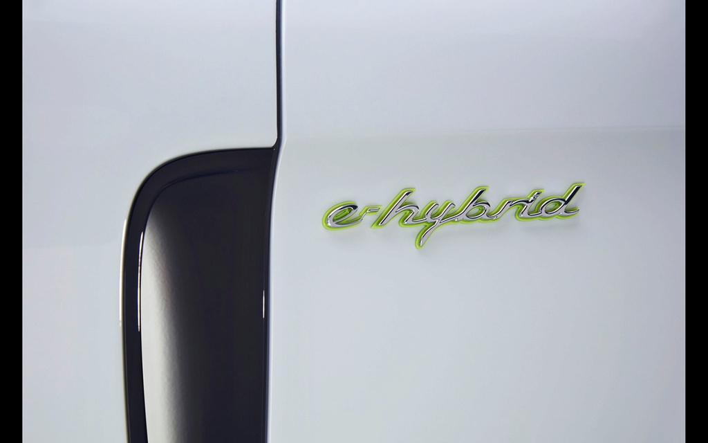2017 Porsche Panamera 4 E-Hybrid 2017-p18