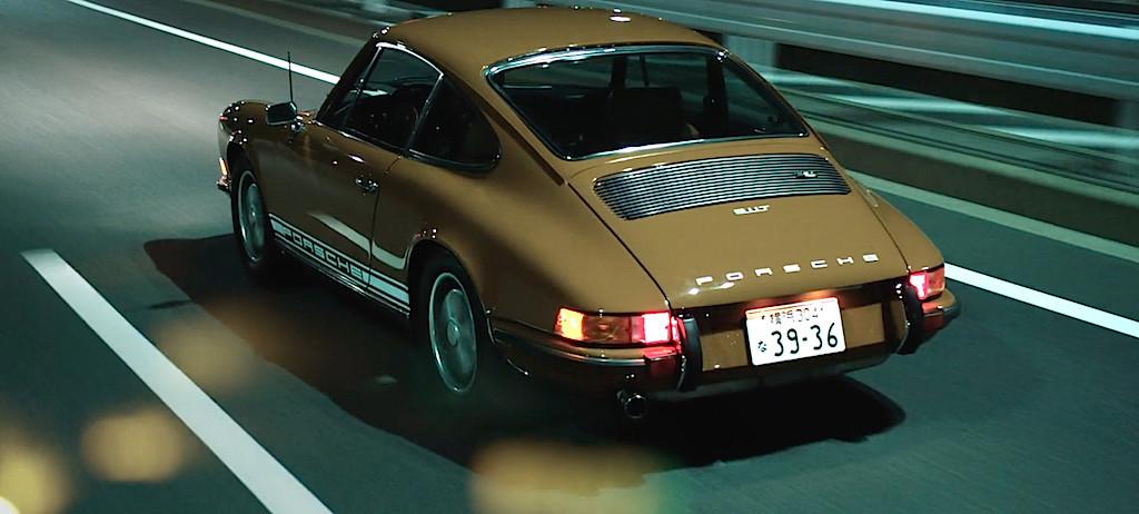 '73 Porsche 911 T – Road trip nocturne au Japon Dledmv10
