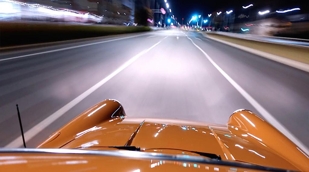 '73 Porsche 911 T – Road trip nocturne au Japon Dledmv11