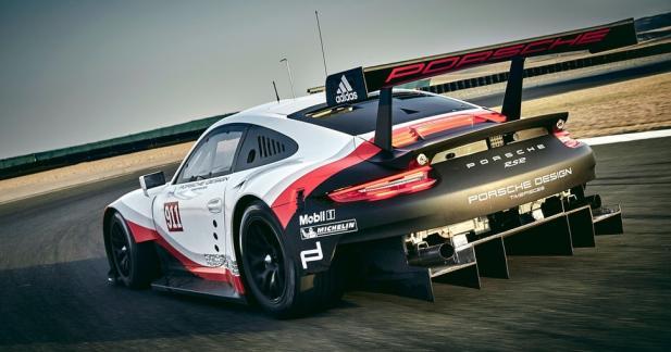 Porsche 911 RSR 2017 :une 911 à moteur central pour les 24h  Img77810