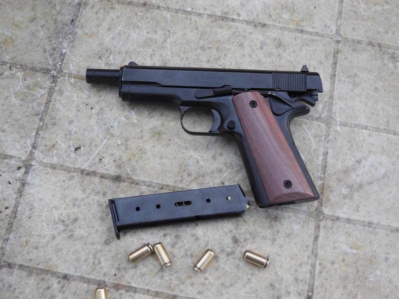 pistolet kimar 911 / 1911 co2 177 4.5 Dscn0712