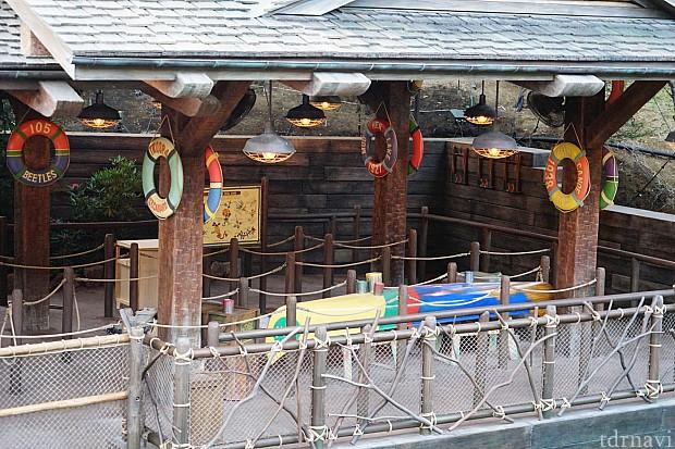[Tokyo Disneyland] Nouveaux Meet & Greet et restaurant à Westernland (22 novembre 2016) 19ffbf10