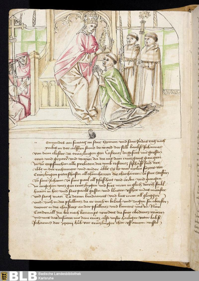 Chroniques Ulrich von Richental 1467 12v10