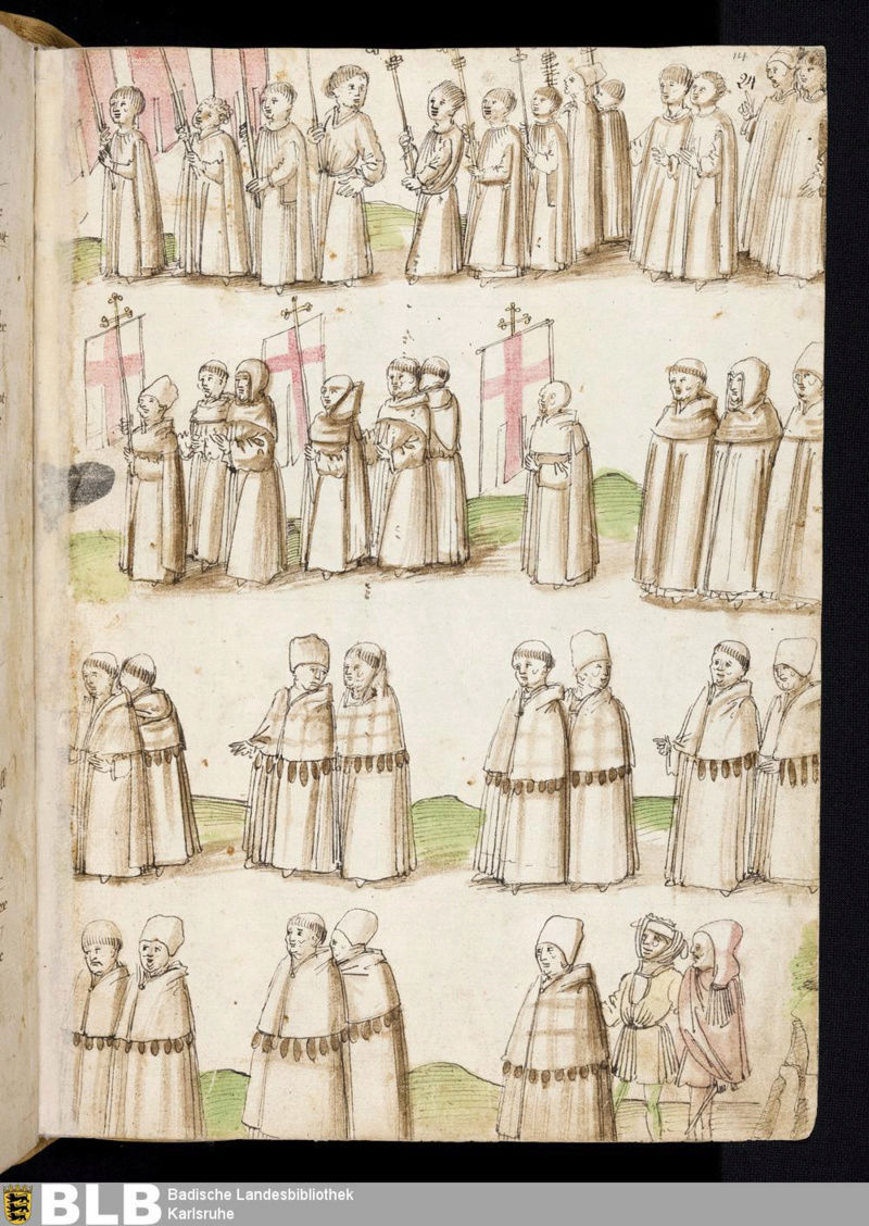 Chroniques Ulrich von Richental 1467 14v10