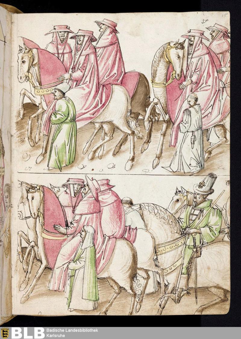Chroniques Ulrich von Richental 1467 15r10