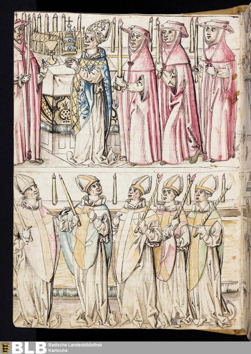 Chroniques Ulrich von Richental 1467 22v10