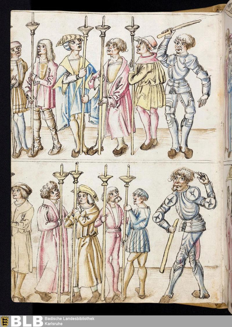 Chroniques Ulrich von Richental 1467 23v10