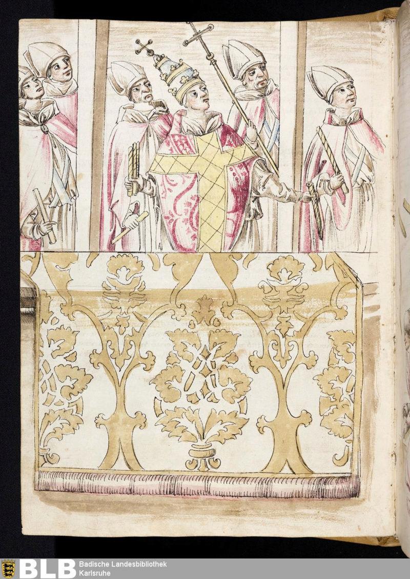 Chroniques Ulrich von Richental 1467 35v11